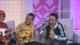 BROWNIS - Karya Erik Anak Tunagrahita, Wahyu Lucu Musik Mati Langsung Duduk (5/4/18) Part  3