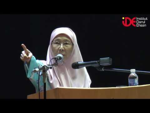 Anwar Ibrahim pada kacamata Datin Seri Wan Azizah Wan Ismail