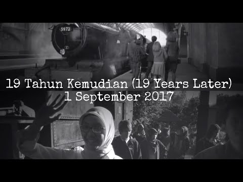 19 Tahun Kemudian Nineteen Years Later  1 September 2017
