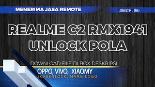 CARA BUKA POLA REALME C2 RMX1941