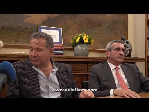 O Steven Bernstein στην Ελλάδα για διεθνείς παραγωγές
