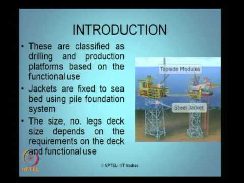 Mod-02 Lec-03 Fluid - Structure interaction II Dynamic analy