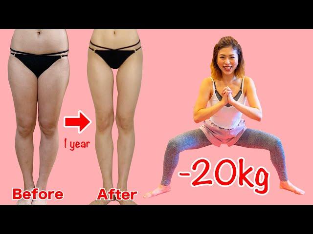 【10分】1年で-20kg!痩せたければこれをやれ!産後ダイエットで69kgから49kgに! | マッスルウォッチング × Natsuki美トレ塾