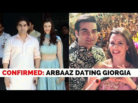 Did Arbaaz Khan CONFIRM dating Giorgia Andriani? Mp3