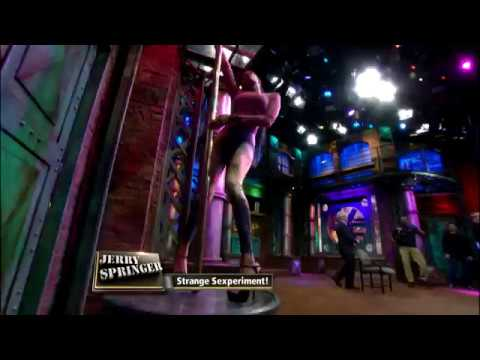 Jerry springer pantyhose