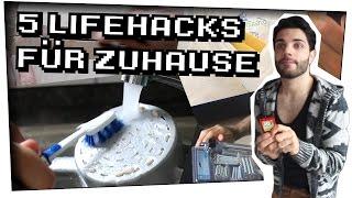 5 WEITERE LIFEHACKS MIT EMRAH! - Lifehacks #02