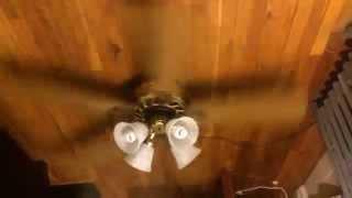 kenmore ceiling fan sears oak blades