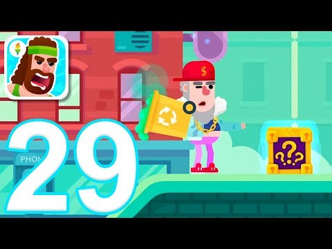 Bowmasters - Gameplay Walkthrough Part 29 - New Update Mystery Box (iOS)