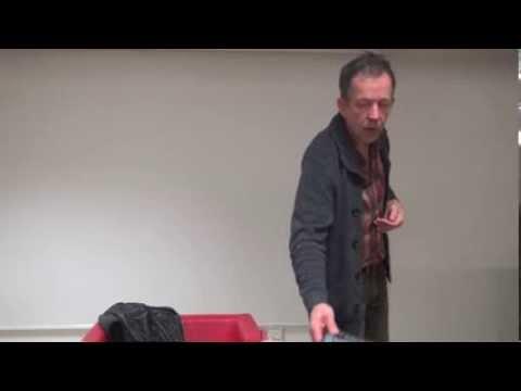 Posnetek predavanja Dušana Rutarja: Rudolph Valentino in Lillian Gish