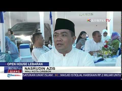 Open House, Sarana Silaturahim Walikota Cirebon