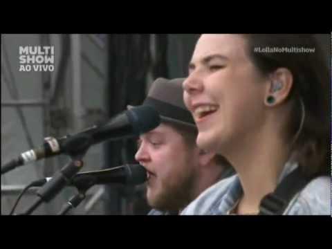Of Monsters and Men - Little Talks (São Paulo 2013) [lyrics/legendado]