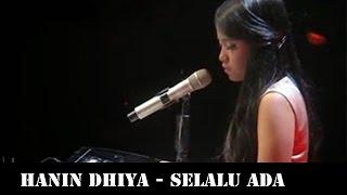 Hanin Dhiya - Selalu Ada (No Vokal) karaoke