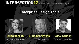 Enterprise Design Tools / Guro Røberg + Kuno Brodersen (9:18) + Yorai Gabriel (23:47) / X17