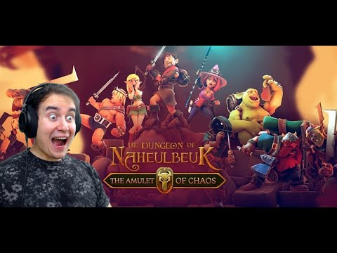The Dungeon of Naheulbeuk | CHICKEN RUN | THE MOST DIFFICULT QUEST IN THE GAME |