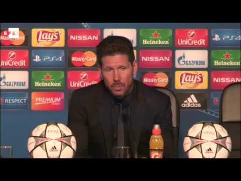 Simeone reconoce el esfuerzo de su equipo y no garantiza su continuidad