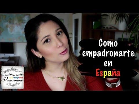 Empadronamiento en España | Como se hace? Donde se hace? Quienes lo pueden hacer?