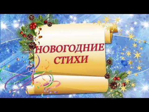Новогодние стихи _ лучшие стихи на Новый год
