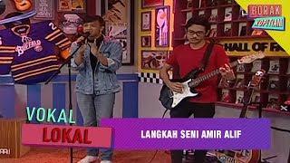 Cover images Vokal Lokal: Langkah Seni Amir Alif | Borak Kopitiam (30 Jun 2019)