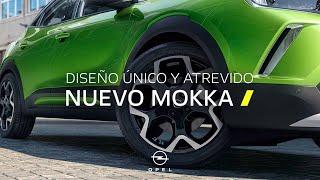 Nuevo #OpelMokka – Tan atrevido como emocionante