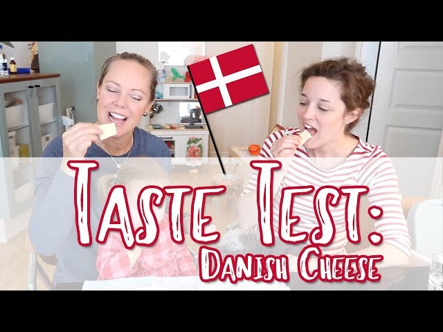 Taste Test: Sandwich Cheese in Denmark