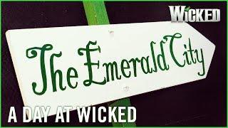 Wicked - 2013/14 London Cast Photo Shoot