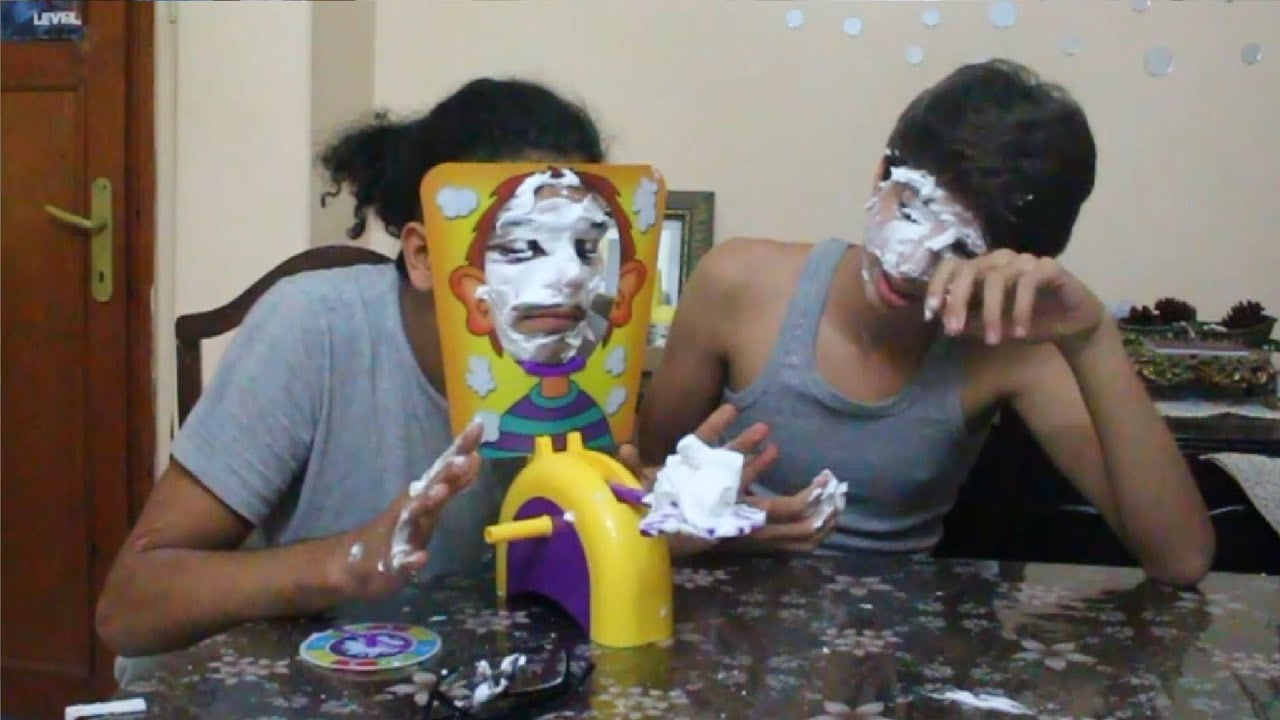 Bol Traş Köpüklü Pie Face Oyunu Youtube