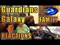 Guardians of the Galaxy FAMILY Reactions 4