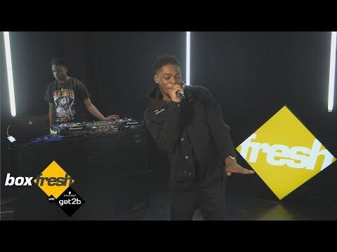 Yxng Bane - 'Rihanna'   Fresh On Fridays With Got2b