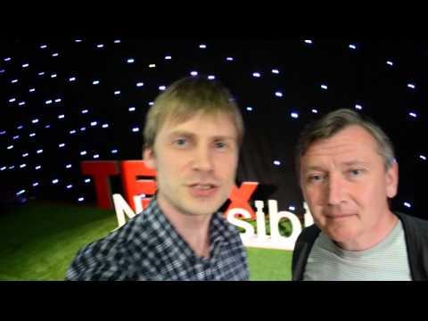 TEDx  Novosibirsk 2015