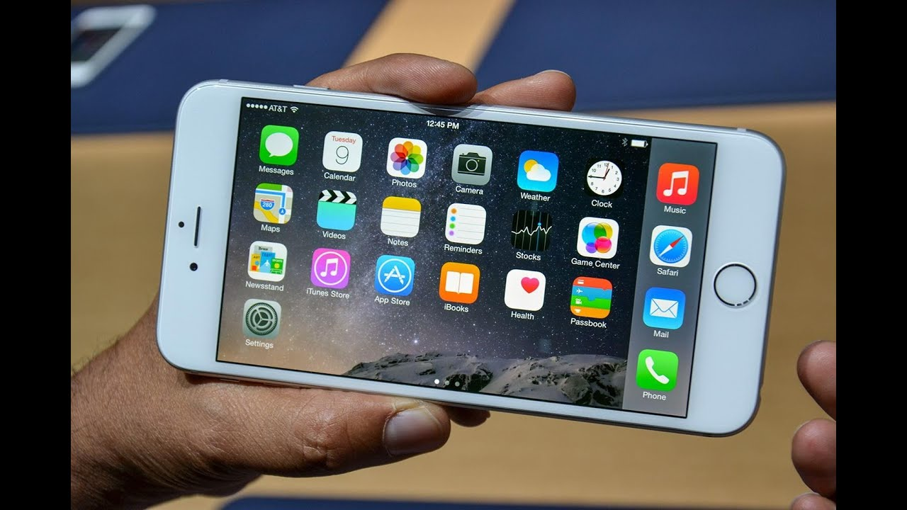 How to unbend the iphone 6 plus youtube ccuart Gallery