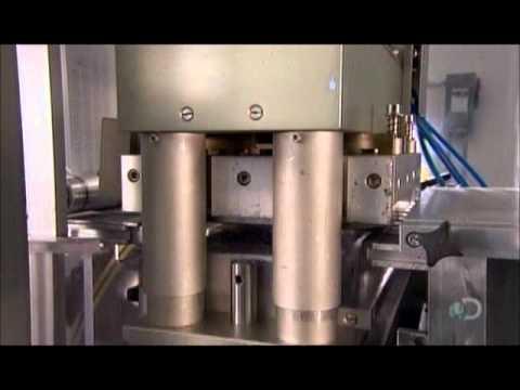 How It's Made - Pharmaceutical Blister Packs