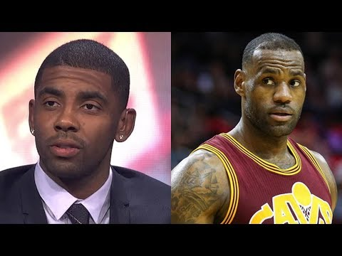 Kyrie Irving Says He Does NOT Care If LeBron James Took His Trade Request Personally