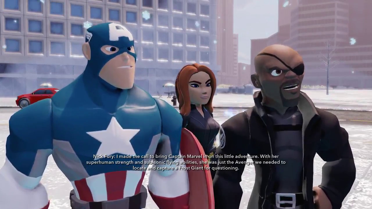 captain marvel cizgi film izle