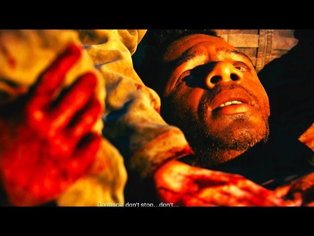 Call Of Duty Advanced Warfare: Cormack Death Scene