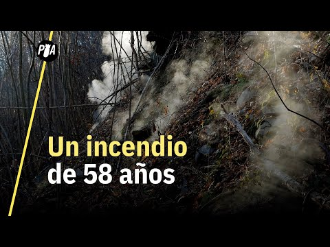 El pueblo fantasma que arde desde hace 58 años | Centralia: el pueblo de Silent HIll
