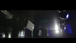 Music Shop Ellectrica sound & light installation at club Chervilo / Sofia