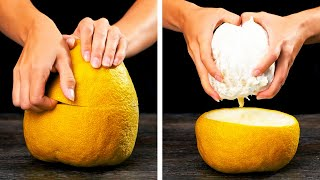 28 INCREDIBLE FRUIT HACKS