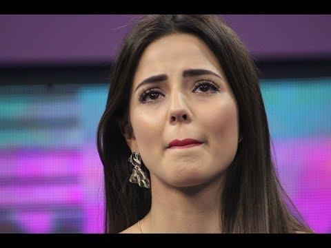 Luciana Fuster rompe en llanto tras el ataque de Austin Palao