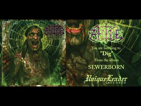 Ahtme - Sewerborn (FULL ALBUM HD AUDIO)