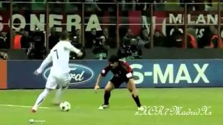 Những pha đi bóng sở trường của Cristiano Ronaldo-cado24.net