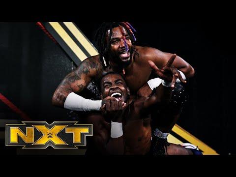"Leon Ruff vs. Isaiah ""Swerve"" Scott – Falls Count Anywhere Match: WWE NXT, May 4, 2021"