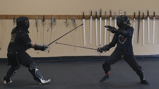 Video HEMA instructors in rapier sparring: Lee Smith vs. Richard Marsden download MP3, 3GP, MP4, WEBM, AVI, FLV Juli 2018