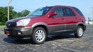2005 Buick Rendezvous CXL For Sale Dayton Troy Piqua Sidney Ohio | CP14547AT