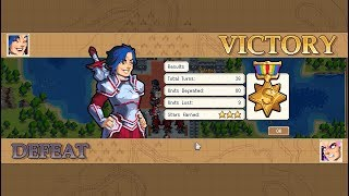Wargroove | The Enemy Within S-Rank (Epilogue)