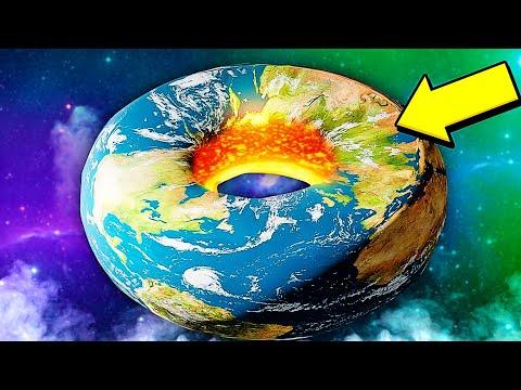 J'ai crée la Planète Donut sur Solar smash !