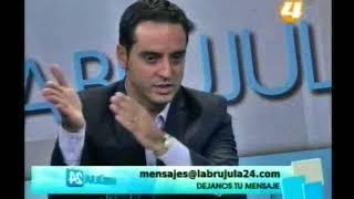 LB24 Ignacio González Prieto en La Brújula TV