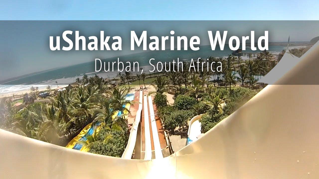 uShaka Marine World - Durban, South Africa - YouTube