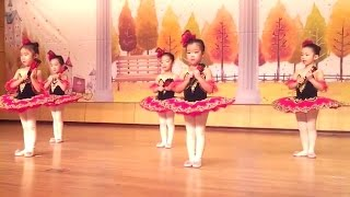 little Japanese Ballerinas