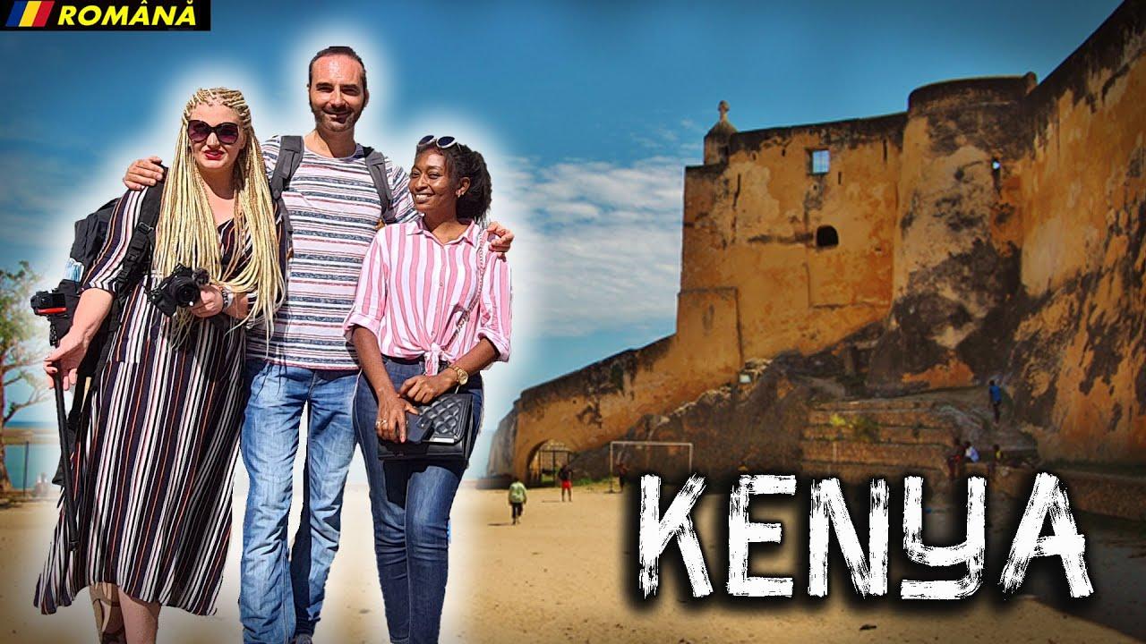 🇰🇪09 |  AM DAT ȘPAGĂ la Poliție! (Mombasa vlog cu Dafri Travels)