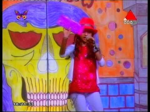 Hiruni Nimeshika Mama Giya apaye song Sirasa Poddanta Puluwan Season 2
